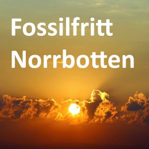 Fossilfritt Norrbotten @ Studio Acusticum, Piteå