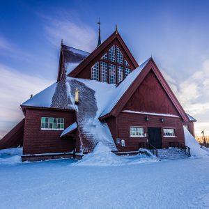 Nätverksträff för Energinätverk Pastorat och församlingar i norr @ Scandic Ferrum, Kiruna